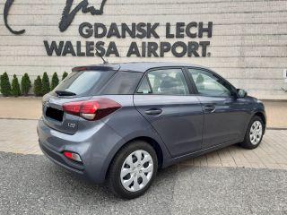 Rent Hyundai i20   Car rental Gdansk    - zdjęcie nr 3
