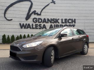 Rent a Ford Focus STW | Car Rental Gdansk |  - zdjęcie nr 1