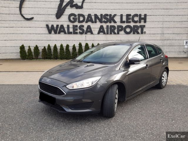Rent a Ford Focus | Car rental Gdansk |