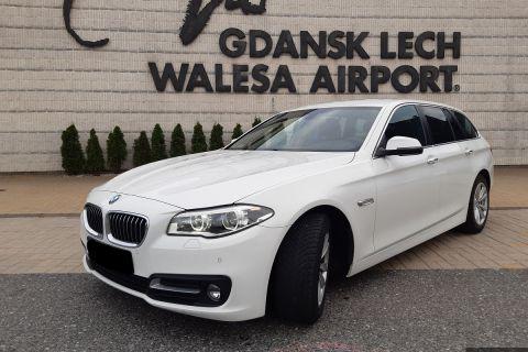 BMW 5 Automat STW diesel + GPS