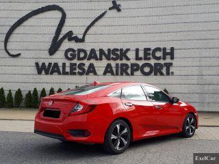 Rent a Honda Civic | Car Rental Gdansk |  - zdjęcie nr 3