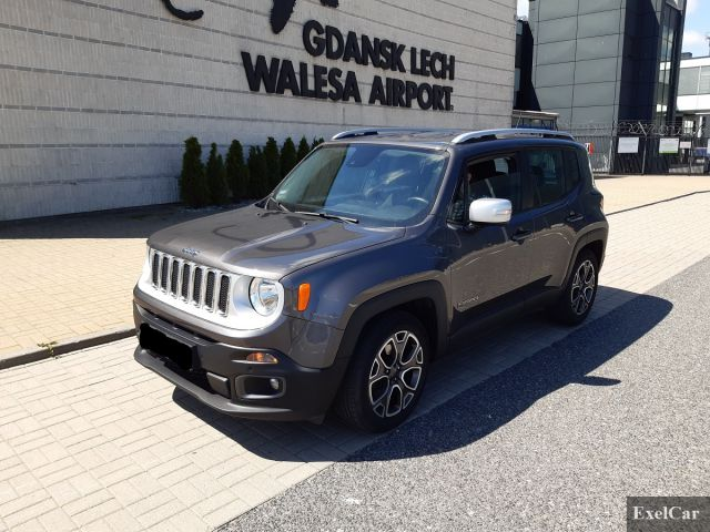 Rent a Jeep Renegade | Car Rental Gdansk |