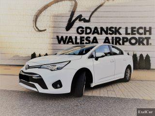 Rent a Toyota Avensis | Car Rental Gdansk |  - zdjęcie nr 1
