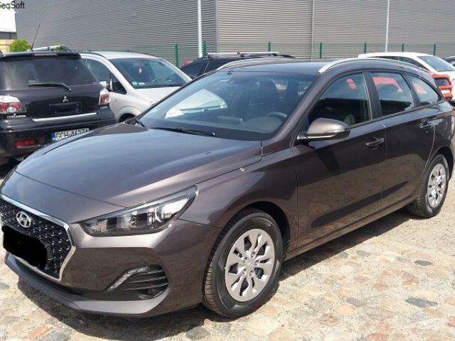 Rent a Hyundai i30 STW  | Car Rental Gdansk |