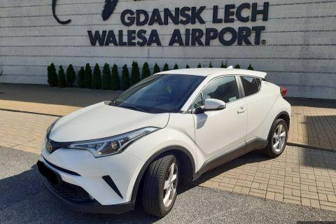 Toyota CH-R + GPS