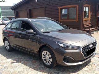 Rent a Hyundai i30 STW  | Car Rental Gdansk | - zdjęcie nr 3