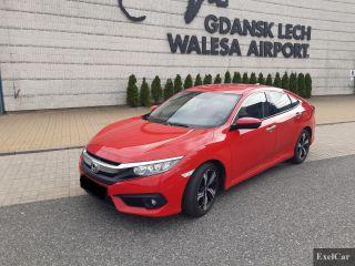 Rent a Honda Civic | Car Rental Gdansk |  - zdjęcie nr 1