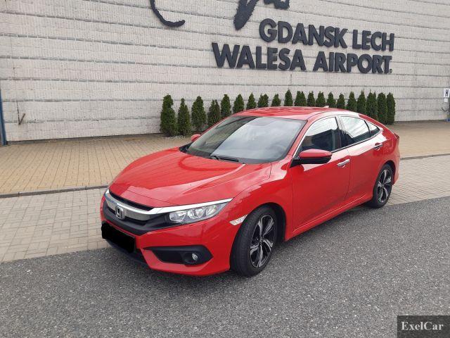 Rent a Honda Civic | Car Rental Gdansk |