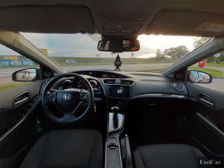 Rent a Honda Civic STW   Car Rental Gdansk    - zdjęcie nr 4