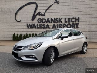 Rent a Opel Astra V AUTOMATIC   Car Rental Gdansk    - zdjęcie nr 1