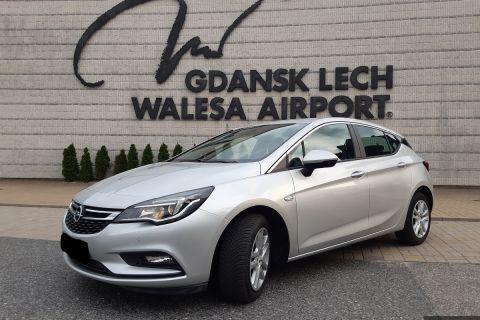 Opel Astra V Automatic