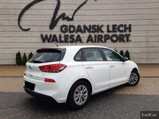 Rent a Hyundai i30 Automatic | Car Rental Gdansk |  - zdjęcie nr 3