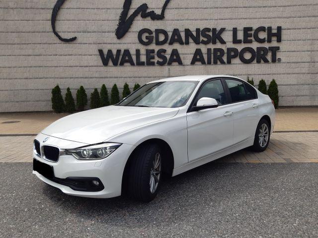 Rent a BMW 316d Automatic | Car Rental Gdansk |