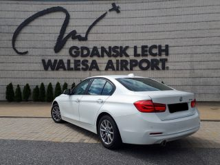 Rent a BMW 316d Automatic | Car Rental Gdansk |  - zdjęcie nr 2