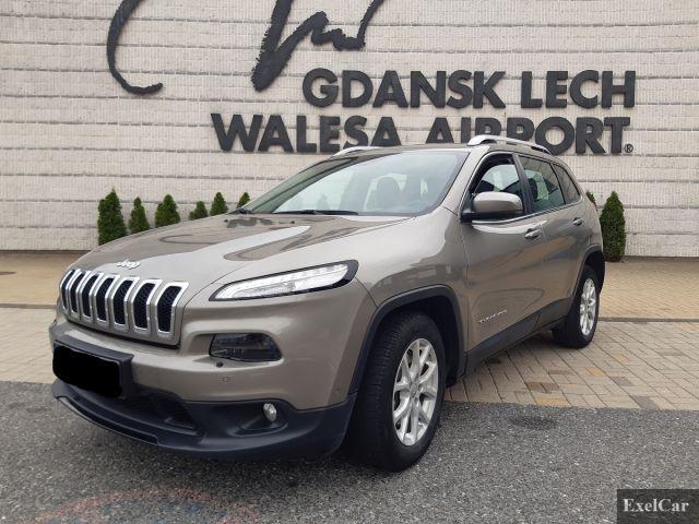 Rent a Jeep Cherokee | Car rental Gdansk |